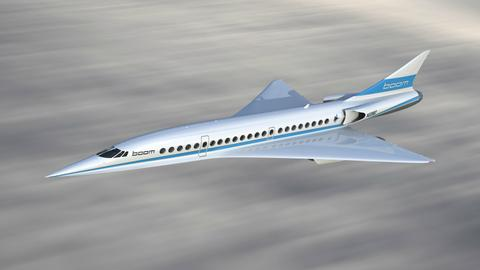 Japan Airlines invests $10 million in supersonic jet company Boom