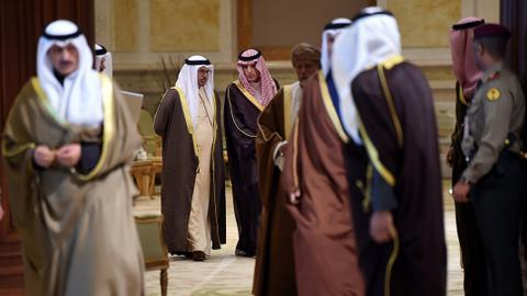 Gulf rulers boycotting Qatar skip GCC annual summit