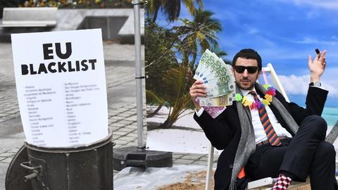 EU blacklists 17 non-European nations for tax avoidance