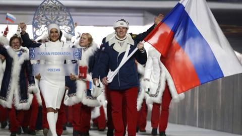 Russia banned from the 2018 Winter Olympics in South Korea over doping