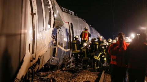 At least 47 injured in Germany train crash: fire dept