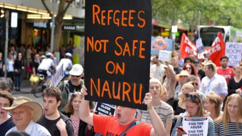 Leaked files reveal scale of abuse in Nauru detention centre