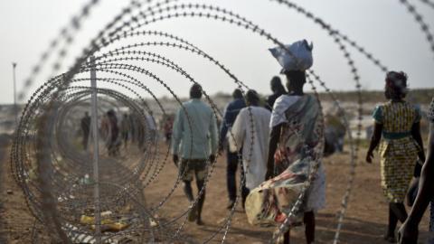 Rebel groups in Sudan sign AU-brokered peace accord