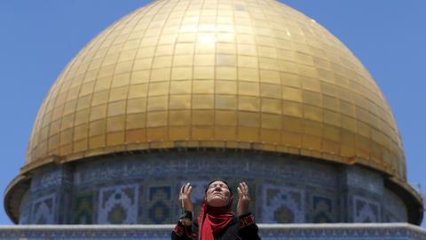 Social media react to Trump recognising Jerusalem as Israel's capital