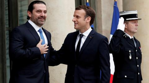 Lebanon's Hariri to meet stakeholders in Paris