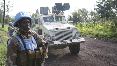 At least 15 UN peacekeepers killed, 53 hurt in Congo attack