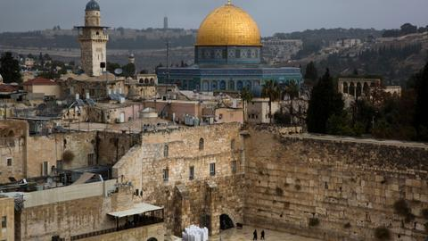 Who can lay claim to Jerusalem?