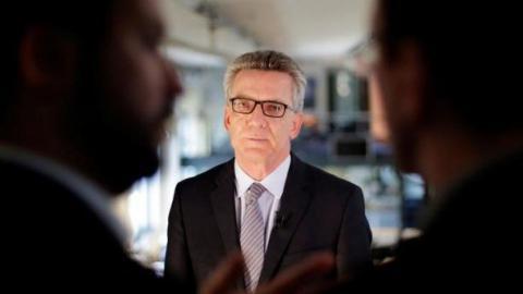 Germany to adopt tough anti-terror measures