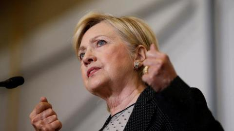 Clinton: I will stand up to China, oppose Pacific trade pact