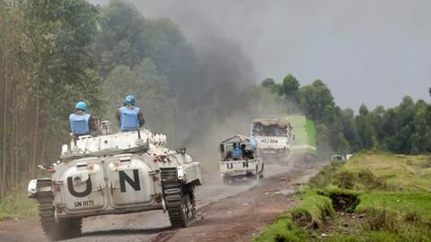 Rebels ambush South African peacekeepers in DRC Ebola zone