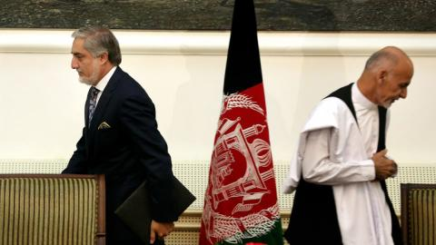 Afghan president comes under renewed criticism