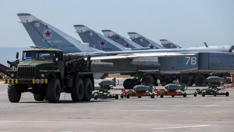 First Russian troops return home from Syria