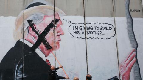 Hypocrisy of US mainstream media exposed after Jerusalem decision