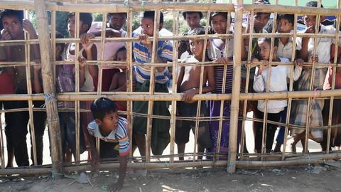 UN envoy urges Security Council to visit Myanmar, Bangladesh