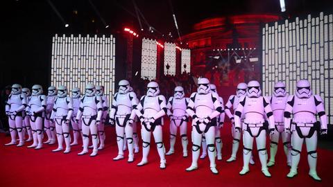 The Last Jedi' seeks balance in a 'Star Wars' galaxy in tumult