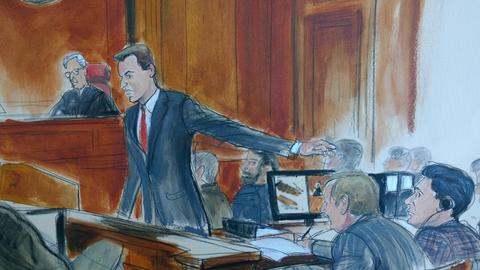 Is the US trial of a Turkish banker unprecedented?