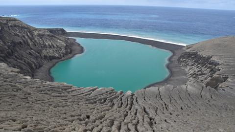 New volcanic island offers clues in search for life on Mars: NASA