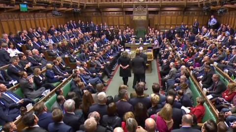 May suffers defeat over Brexit as parliament demands final say