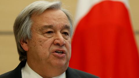 UN chief wants resolutions on North Korea fully implemented