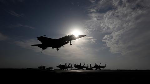 US-led air strikes kill 23 civilians in Syria - SOHR