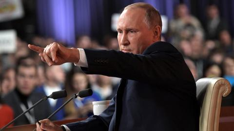 Putin ordered passenger plane to be shot down before Sochi 2014