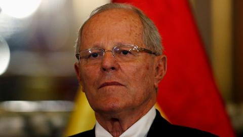 Peru president refuses to resign amid threat of impeachment over graft