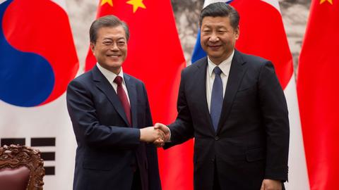 China and South Korea against war on Korean peninsula
