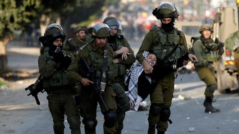 At least four Palestinians killed in latest Jerusalem fallout clashes