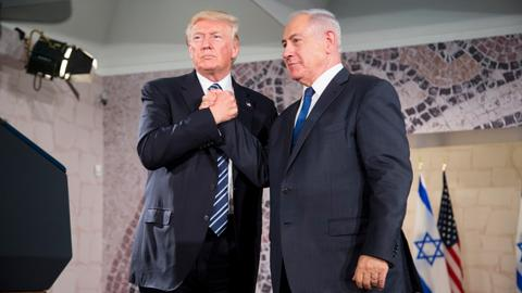 The US under Trump is finally an honest broker...for Israel