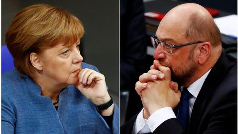 SPD agrees to talks on joining German government