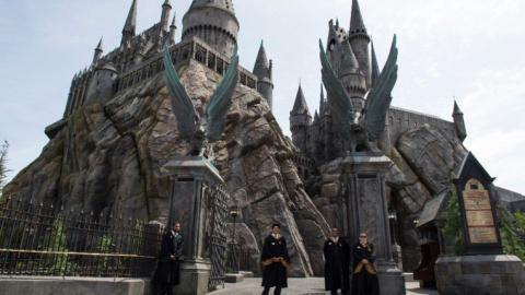 Harry Potter theme park opening in Hollywood