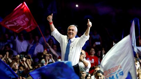 Chileans vote in contested presidential election