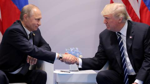 Putin and Trump to hold summit in Helsinki
