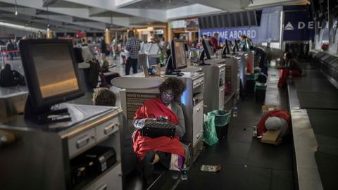 Electricity restored at Atlanta airport, world's busiest