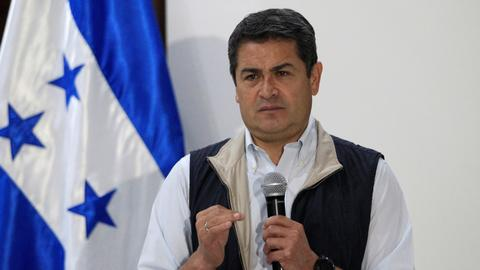 Honduras president declared election winner, but dispute continues