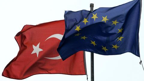 Is the EU's cutting of funds to Turkey sending a political message?