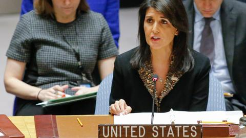 14 to 1: Isolated US vetoes UN resolution on Trump's Jerusalem move