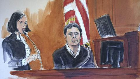 New York prosecutor withdraws appeal to extend sentence of Halkbank exec