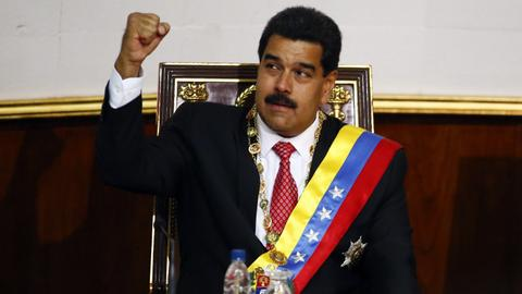 Venezuela may expel diplomats involved in internal affairs
