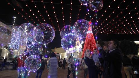 Jerusalem tensions cast shadow over Holy Land Christmas