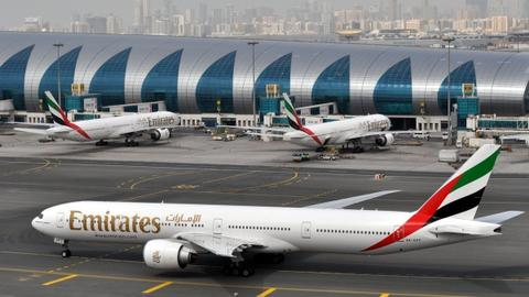 Tunisia bans Emirates airlines from its territory