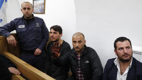 Freed Turkish citizens detained by Israel, to be deported