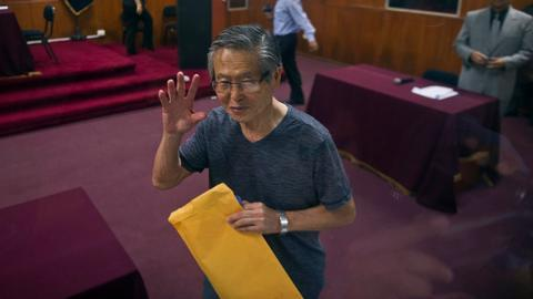 Peruvians take to the streets after president pardons ex-leader Fujimori