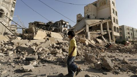 More than 70 civilians killed by the Saudi-UAE coalition in Yemen