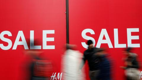 UK inflation hurts retailers this Christmas