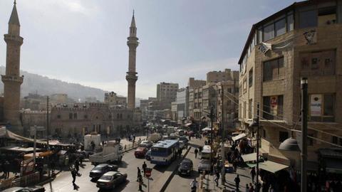 Jordanian capital struggles with a growing population