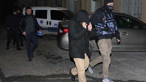 Turkish police arrest 12 Daesh suspects