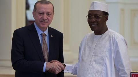 Turkey and Chad share similar views on Jerusalem