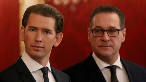 Normalising the far right in Austria