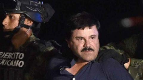 Drug lord El Chapo's son abducted in Mexico